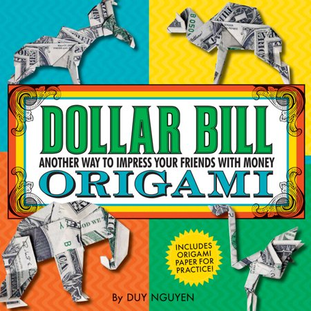Money 100 Dollar Bill (Dollar Bill Origami : Another Way to Impress Your Friends with)