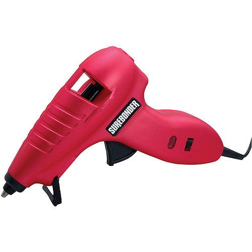 Dual-Temp Ultra Mini Glue Gun-Red