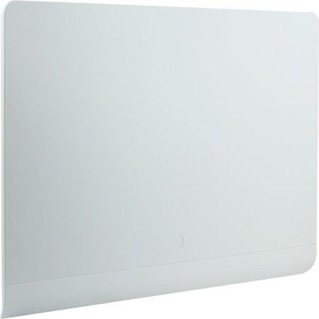 GE Pro Flat Panel Indoor Amplified Antenna, 50 Mile Range, VHF/UHF HDTV, White, 33698