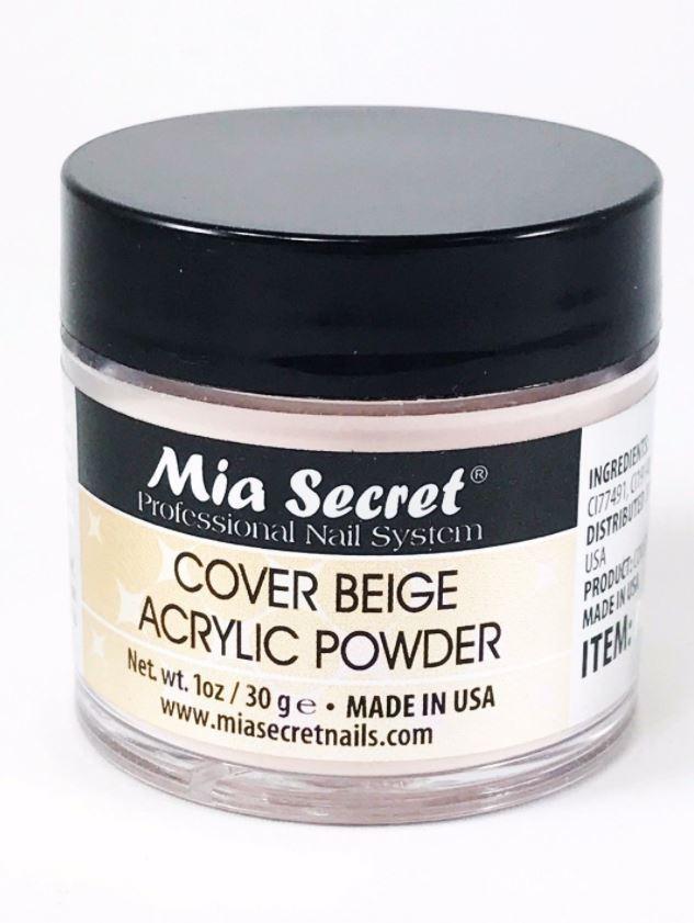 Mia Secret Acrylic Powder - Cover Beige/Pink/Rose 0.5 oz