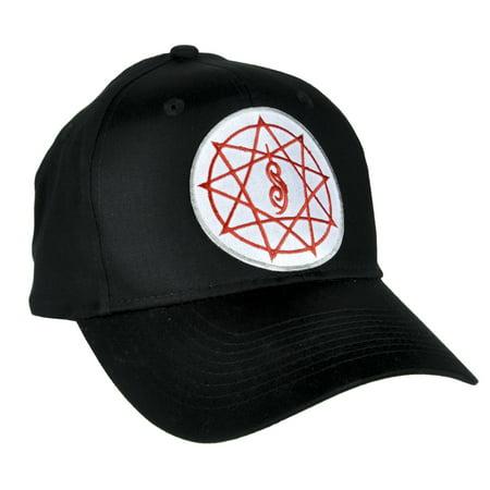 9 Point Pentagram Star Slipknot Hat Baseball Cap Alternative Clothing