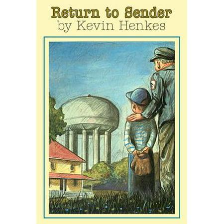 Return to Sender - eBook