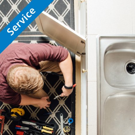 Garbage Disposal Installation by Porch Home Services