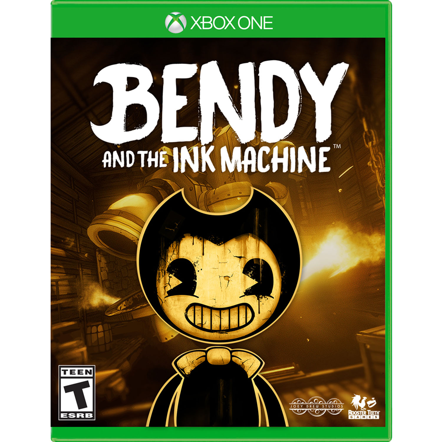 Bendy and the Ink Machine, Maximum Games, Xbox One, 814290014551