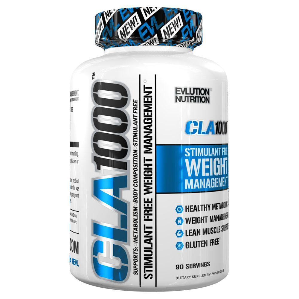 Evlution Nutrition, CLA1000, 90 Ct