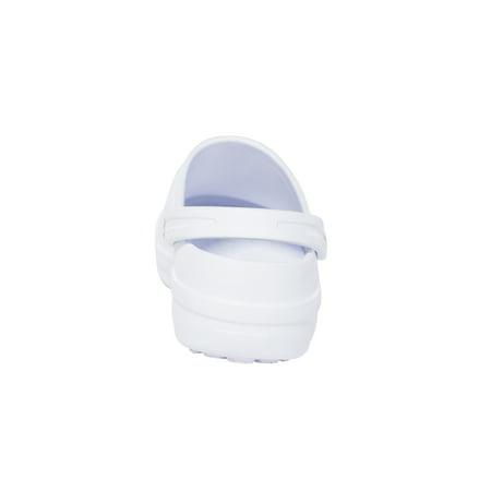 Scrubstar Footwear Collection Women's Argo Slip Resistant Medical Work Clog Shoe