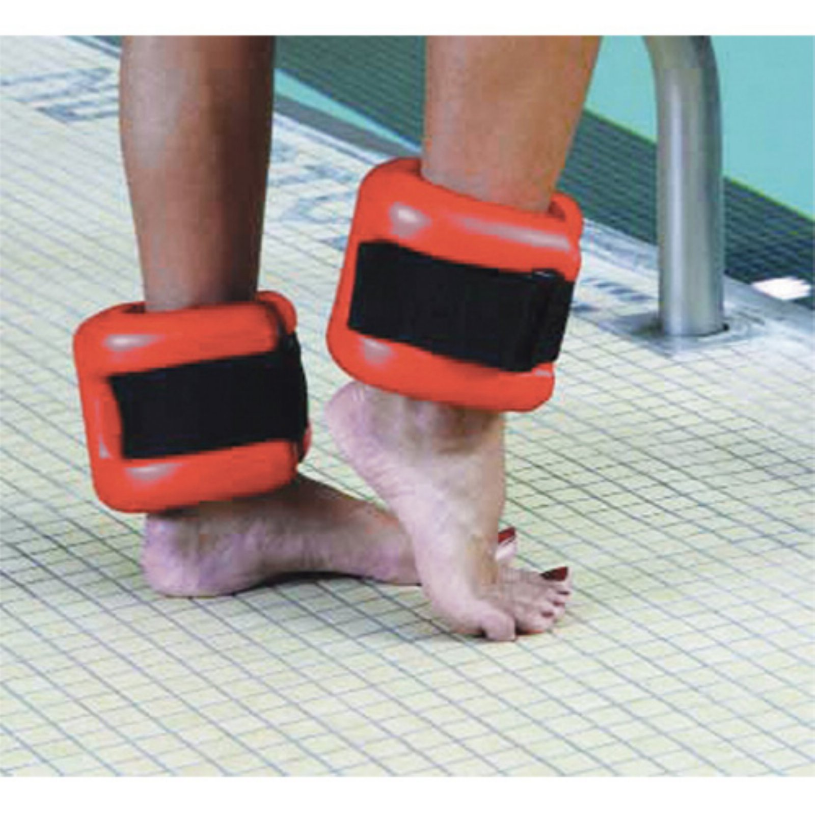 CanDo Therapy & Water Fitness Ankle Cuffs, Pair