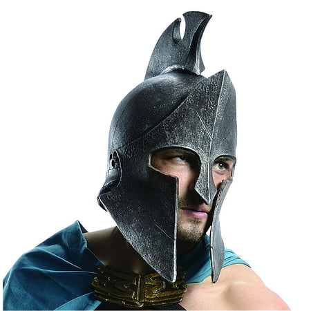 Halloween 2 Empire Review (Rubie's Rise Of An Empire Themistocles Helmet, Multi-Colored, One)