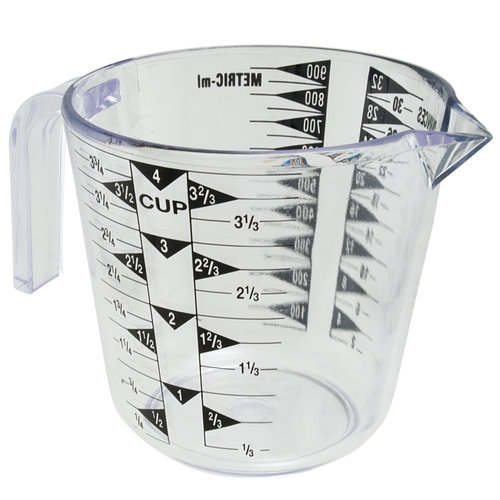 Mainstays 4-Cup Measuring Cup
