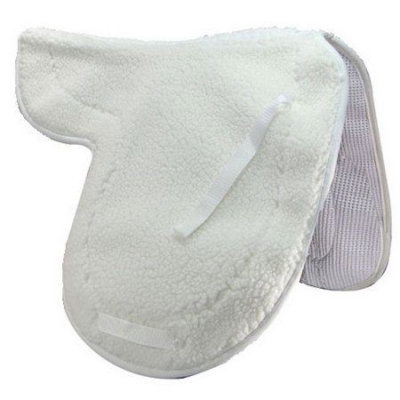 Intrepid International Non-Slip Fleece Dressage Pad