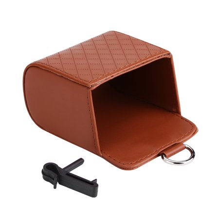Yosoo Car Organizer Air Vent Storage Pouch Bag Store Phone Case Box Holder Pocket, Car Organizer Box,Car Organizer - image 6 of 7