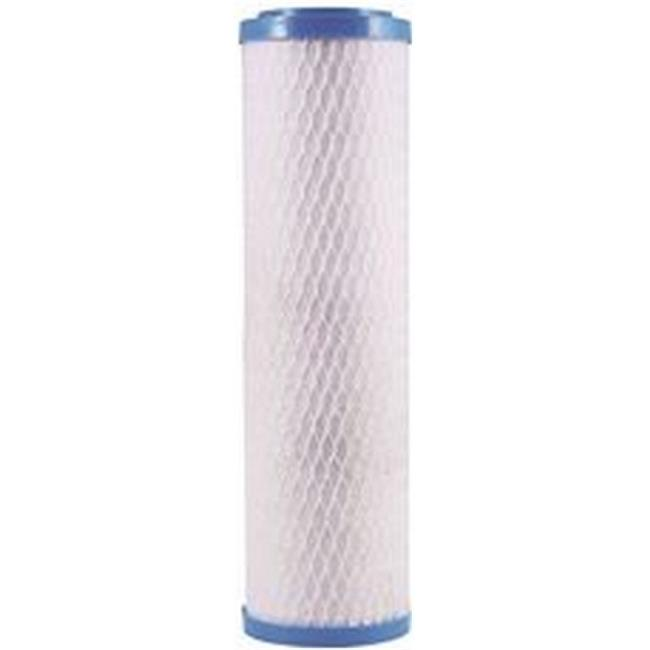 Watts 3559058 Carbon Block Lead Out Filter Cartridge, 10 in. - image 1 de 1