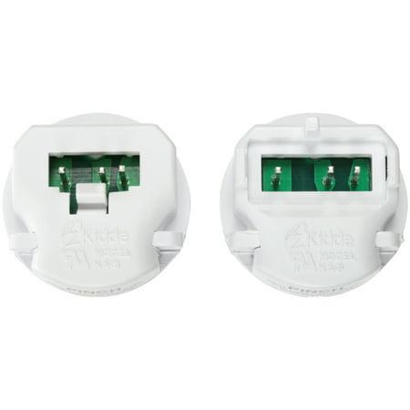 Kidde (900-0153-012) Universal Smoke Alarm Adapters 2 ct Pack