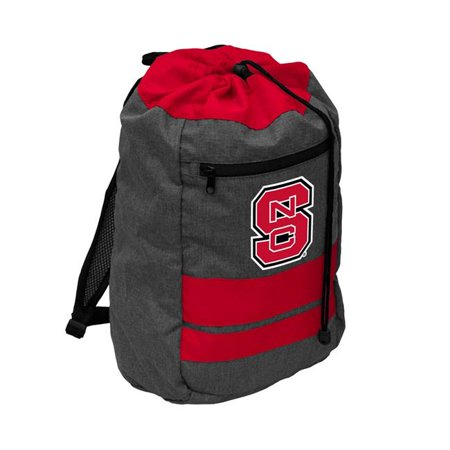 Logo Brands 186-64J Nc State Journey Backsack - image 1 de 1
