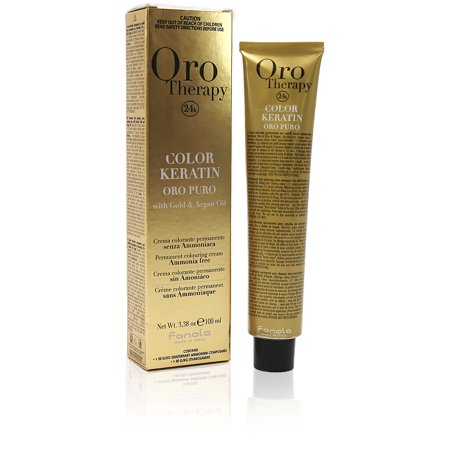 FANOLA Oro Therapy Color Keratin Chocolate 8/14 (Queratina Chocolate)