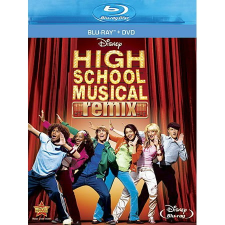 High School Musical (Remix Edition) (Blu-ray + DVD)