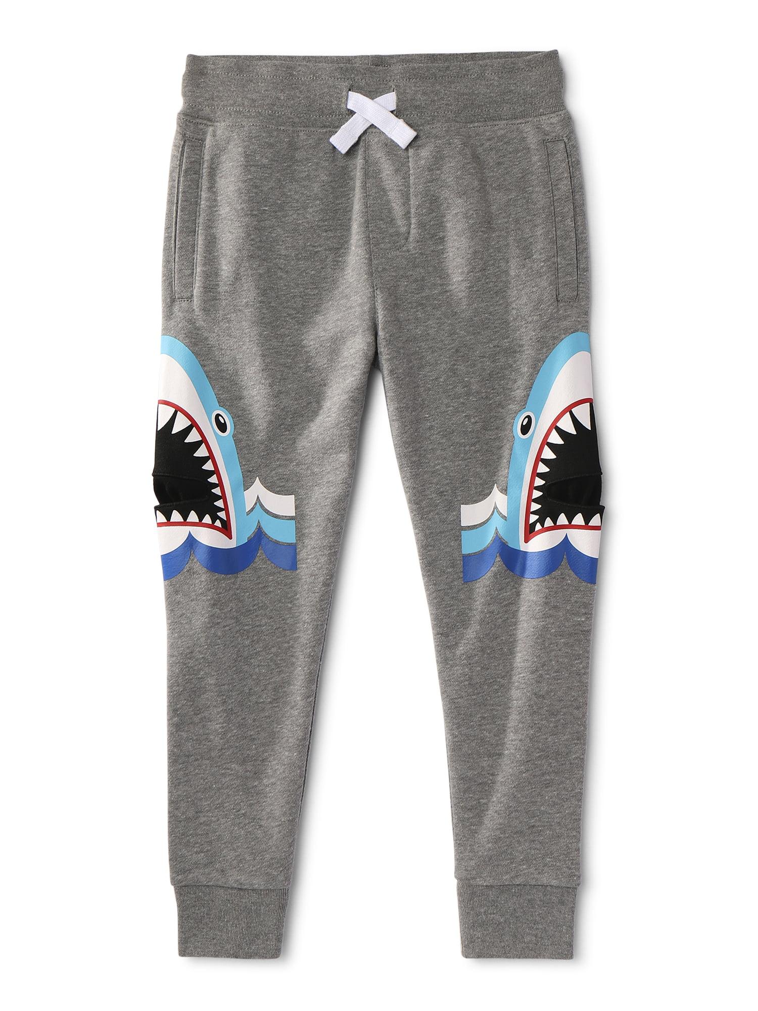 Shark Active Jogger Pants Boys Sweatpants