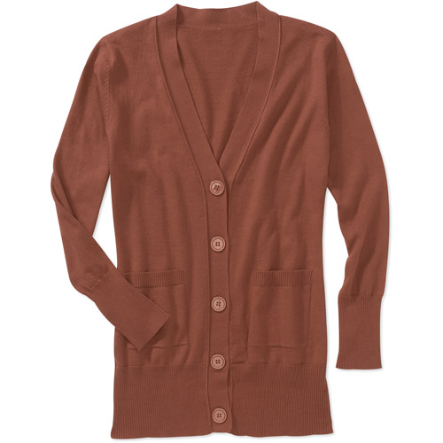 Pacific Heights Womens Boyfriend Cardigan