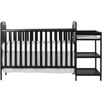 Dream On Me Anna 4-in-1 Convertible Crib and Changer