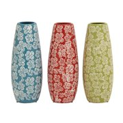 Contemporary Styled Ceramic Vase 3 Assorted