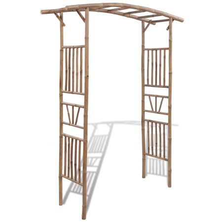 """Rose Arch Bamboo 57.1""""x15.7""""x73.6"""""""