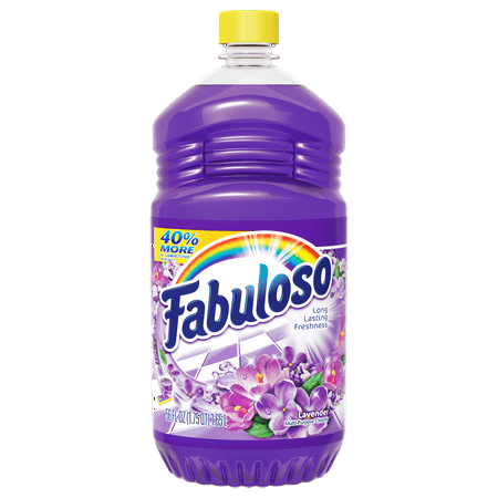 Fabuloso All Purpose Cleaner, Lavender - 56 fluid ounce