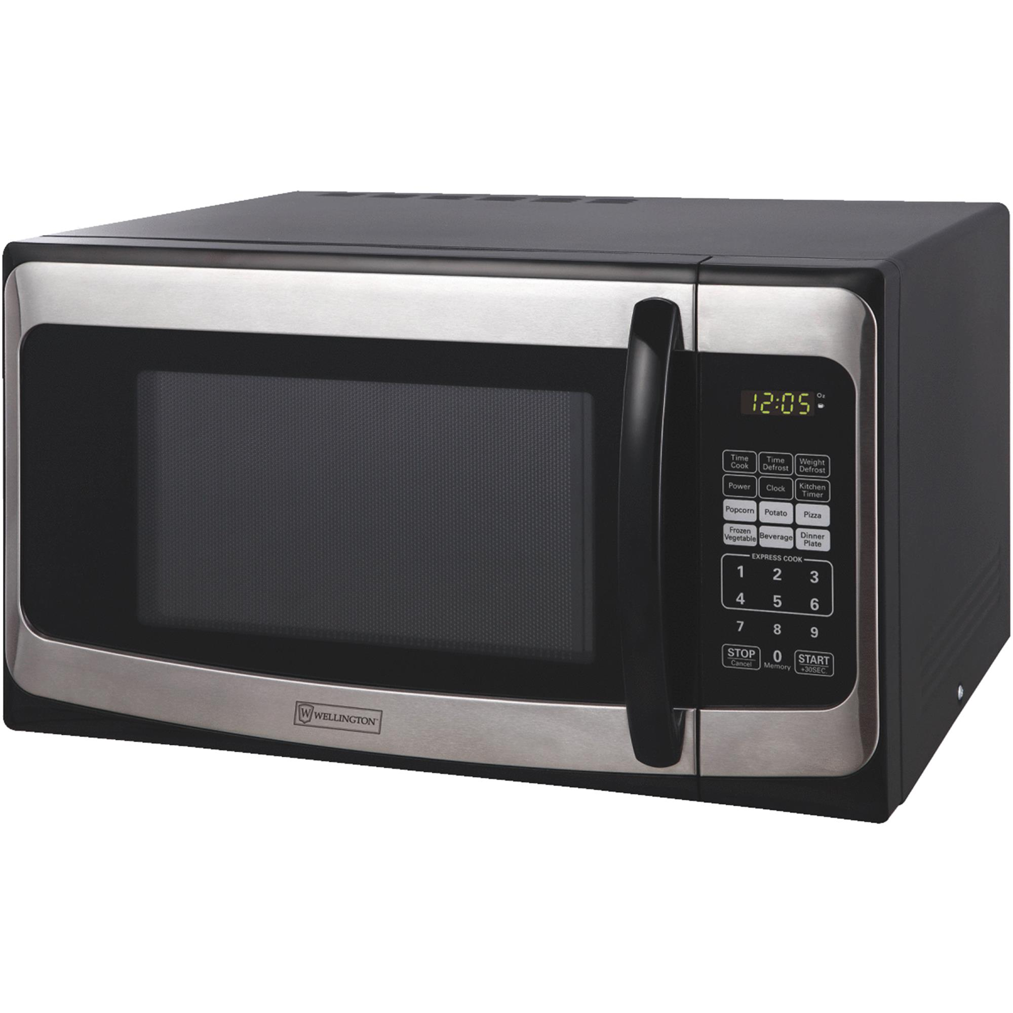 Wellington 1.1 Cu. Ft. Countertop Microwave