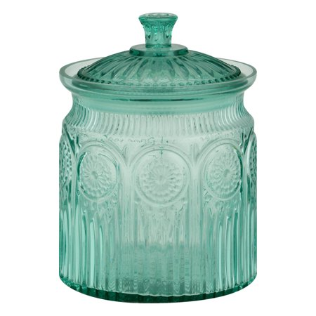 The Pioneer Woman Adeline Cookie Jar, Turquoise