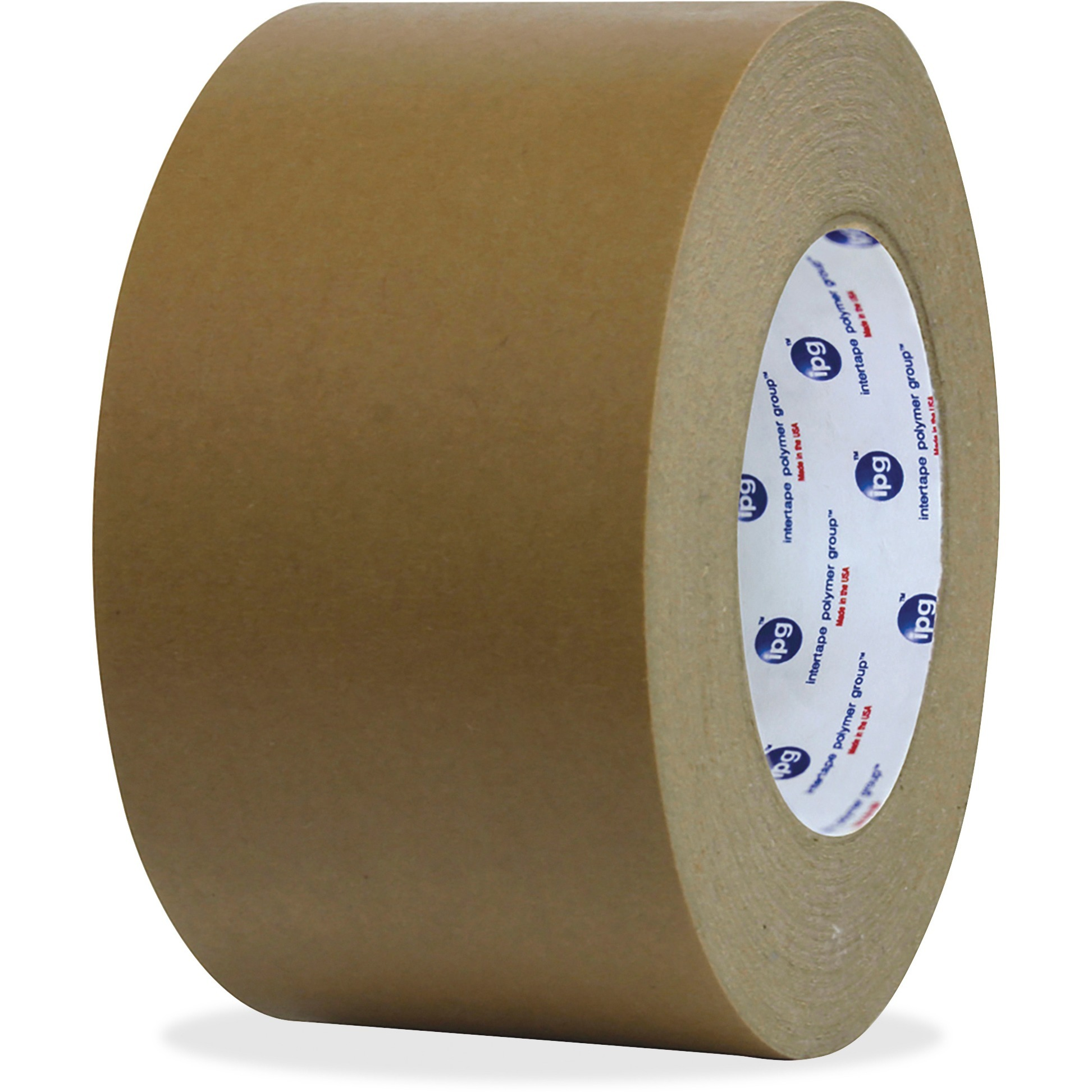 ipg, IPG71598, Medium Grade Flatback Tape, 36 / Carton, Brown