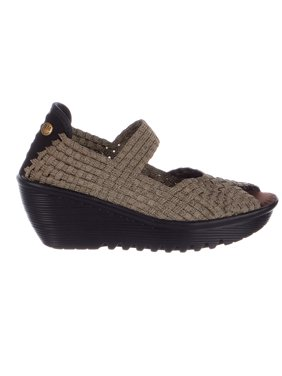 Bernie Mev Halle Wedge Sandal Shoe - Womens