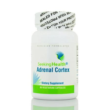 Seeking Health corticosurrénaliennes, 60 ct