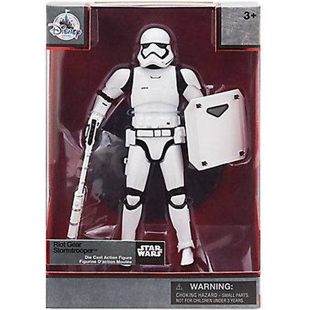 Star Wars Elite Series Riot Gear Stormtrooper Action