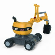 Rolly Toys CAT Construction 360 Degree Excavator Shovel Digger Kids Ride On Toy