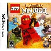 LEGO Battles: Ninjago PRE-OWNED (Nintendo DS)