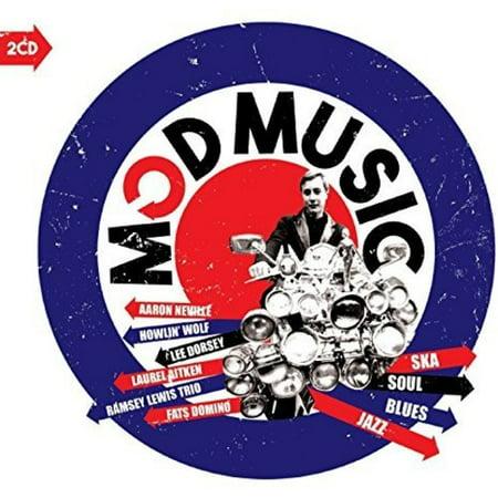 Jazz Cd - Mod Music / Ska Soul Blues & Jazz / Various