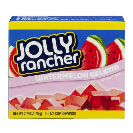 Jolly Rancher Watermelon Gelatin 279 Oz Walmartcom