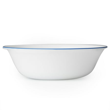 Corelle Livingware 18 Ounce Cornflower Bowl 14.25 Ounce Small Bowl