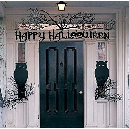 Decal ~ Happy Halloween # 2 6