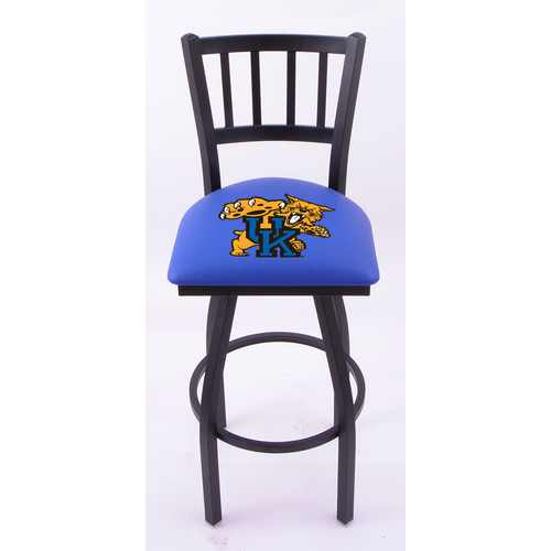 Holland Bar Stool NCAA 25'' Bar Stool with Cushion