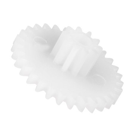 20Pcs 24102B Plastic Gear Toy Accessories with 24 Teeth for DIY Car Robot Motor