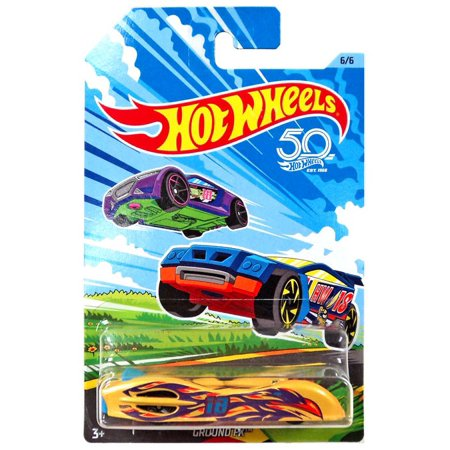 Hot Wheels Ground FX Die-Cast Car