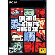 Grand Theft Auto III (PC) (Digital Code)