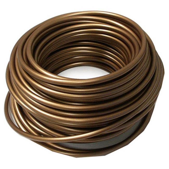 PPS 83143 0.25 in. x 100 ft. Copper Color, Poly Tubing
