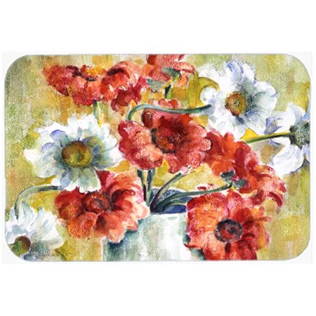 Carolines Treasures GFGO0028MP Flowers by Fiona Goldbacher Mouse Pad, Hot Pad or Trivet - image 1 of 1