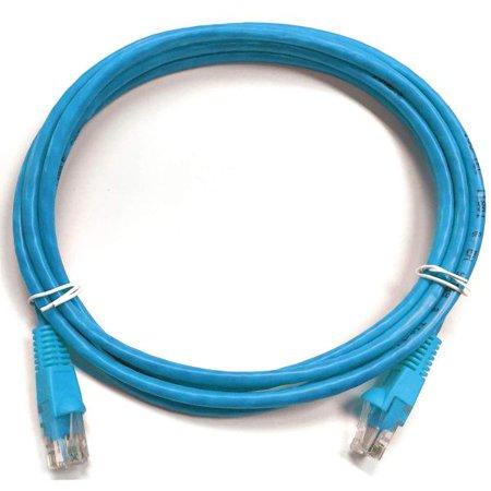 5' CAT6 (550 MHz) UTP Network Cable - Light Blue - image 1 de 1