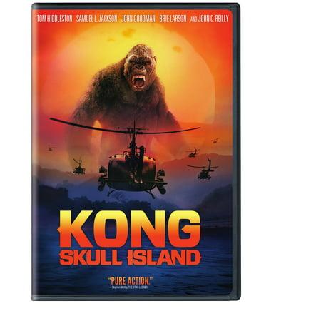 Kong  Skull Island  Walmart Exclusive   Dvd