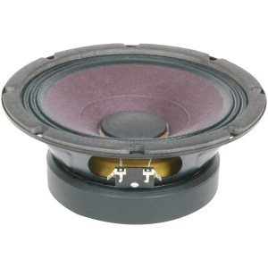8-in 225W RMS to MAX 450W 2-in Voice Coil Diameter 8 Ohms Impedance Ferrite Magnet