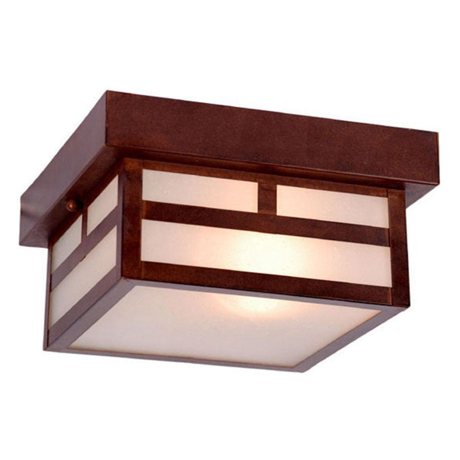Acclaim Lighting Artisan 1 Light Outdoor Ceiling Mount Light Fixture by Acclaim Lighting