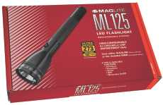 Maglite Led Flashlight Ml125 2-C Rechargeable by Maglite