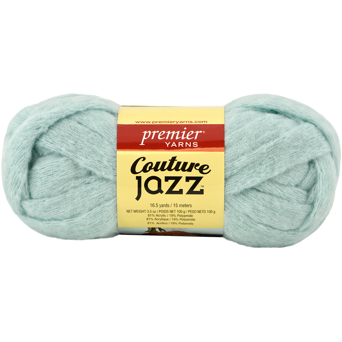 Couture Jazz Yarn-Celadon